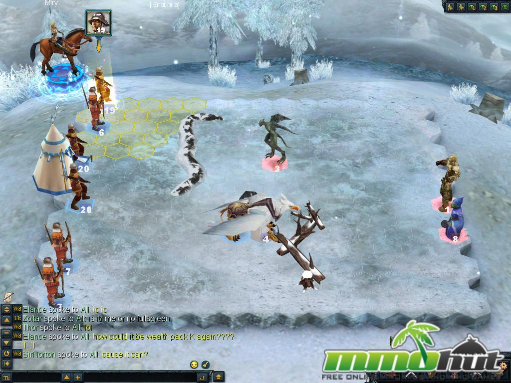 Heroes of Might and Magic Online Review