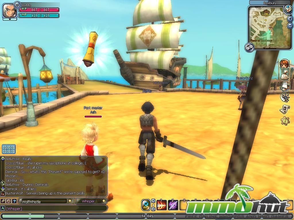 Florensia Screenshot