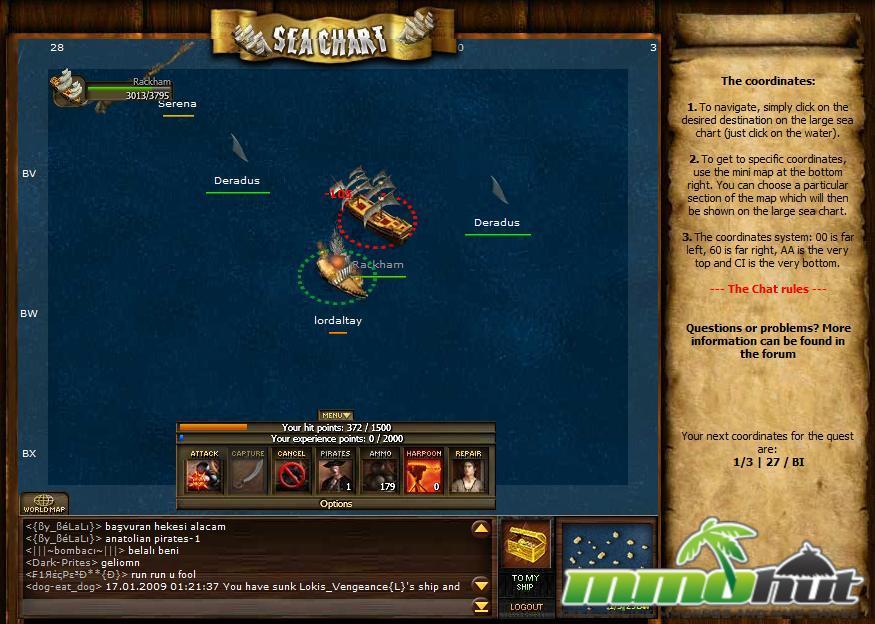 Seafight Screenshot