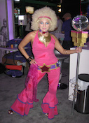 PAX Prime 2013 Afrodite Cosplay