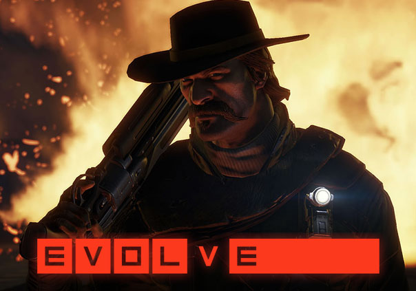 Evolve Game Profile Banner