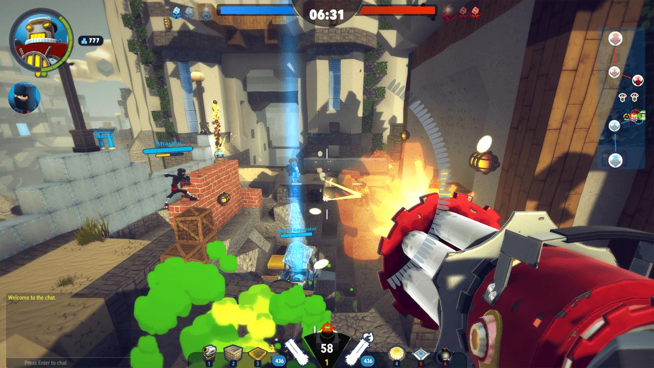 Block N Load Alpha Screenshot 03