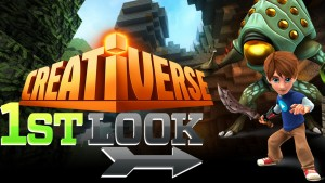 Creativerse - First Look Video Thumbnail