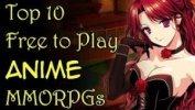 Top 10 Free to Play Anime MMORPGs Video Thumbnail