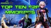 Top Ten F2P MMORPGs Video Thumbnail