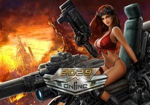 2029 Online Game Banner