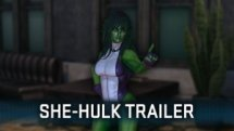 Marvel Heroes 2015 She-Hulk Trailer Thumbnail