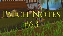 RuneScape Patch Notes 63 Video Thumbnail