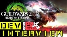 Guild Wars 2 PAX East 2015 Heart of Thorns Expansion Interview Thumbnail