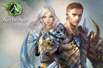 Archeage Game Banner