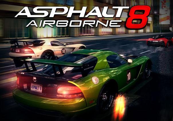 Asphalt 8 Airborne Game Profile
