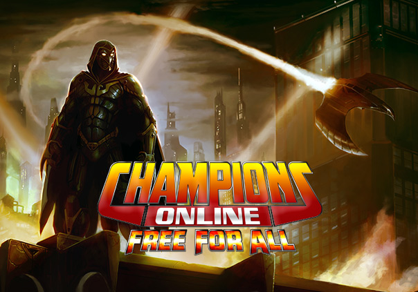 Champions Online Profile Banner