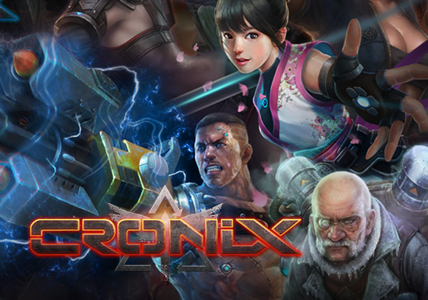 Cronix Online Game Profile Banner