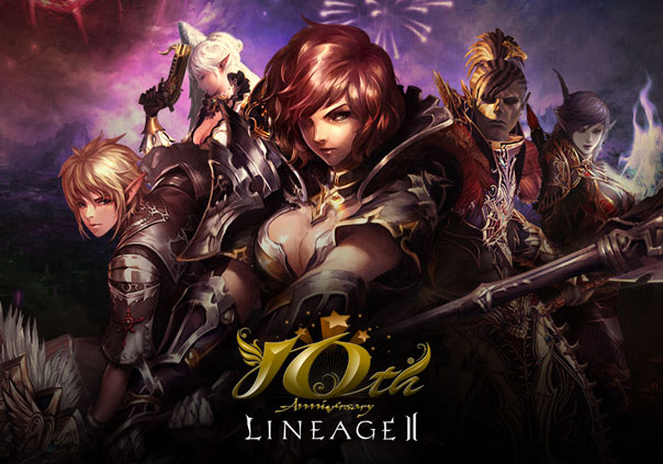 Lineage 2 Game Banner