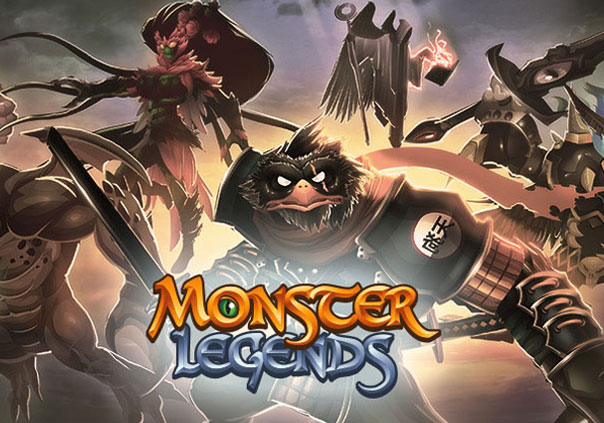 Monster Legends Game Profile Banner