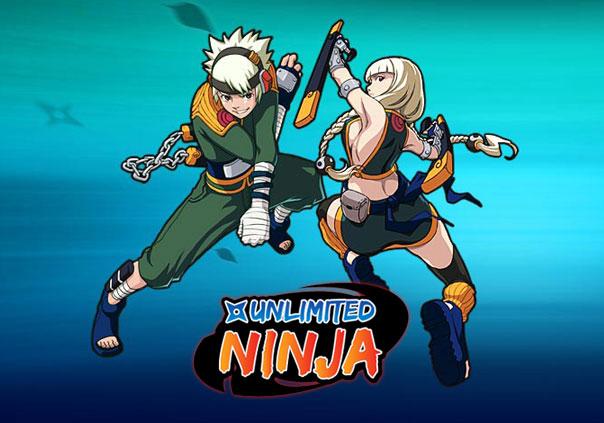 Unlimited Ninja Profile Banner