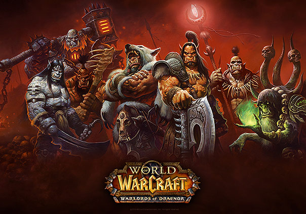 World of Warcraft Profile Banner