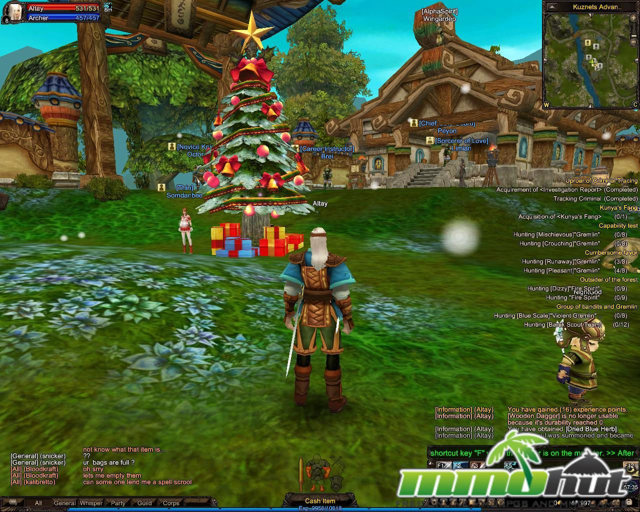 Top 5 Free MMORPG Alternatives