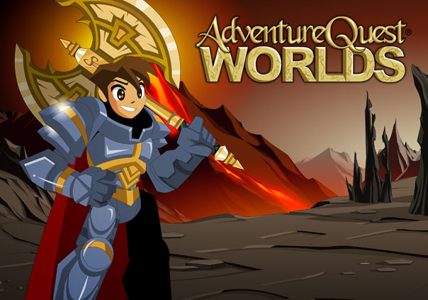 AdventureQuest Worlds Game Profile Image