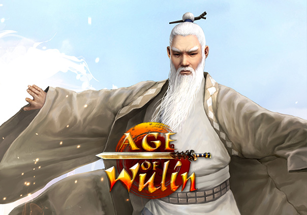 Age of Wulin Game Profile Banner