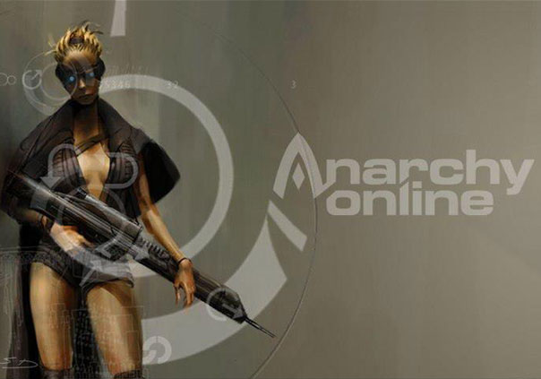 Anarchy Online Game Profile Banner