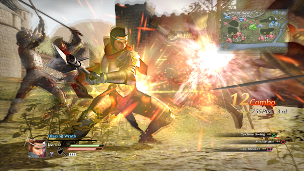 Bladestorm: Nightmare Combat 2