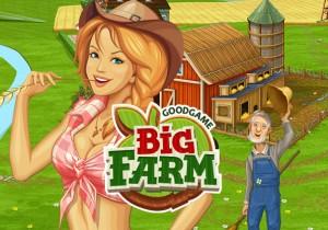 Big Farm Game Banner
