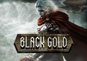 Black Gold Online Game Banner