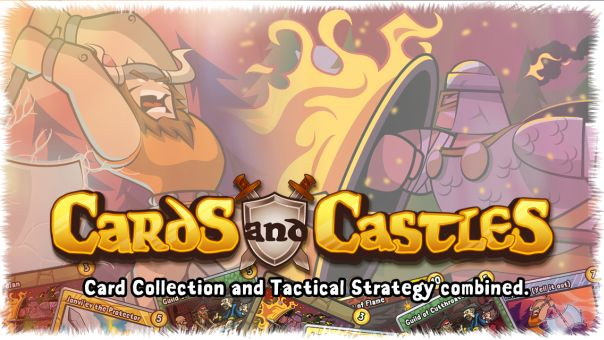 Cards And Castles Main Image