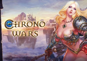 Chrono Wars Game Banner