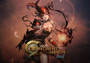 Continent of the Ninth Seal Game Banner