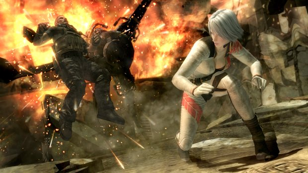 Dead or Alive 5 Preview; Christie vs Bayman