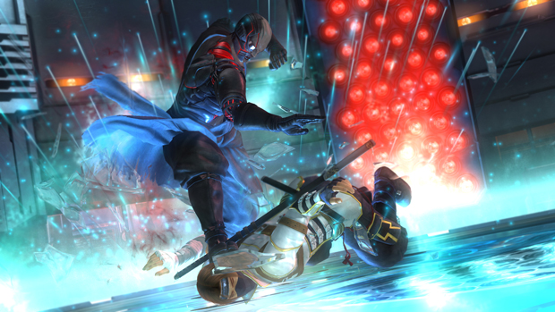Dead or Alive 5 Preview; Raidou vs Hayate