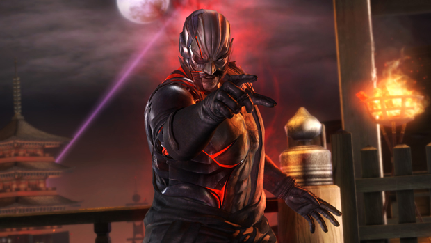 Dead or Alive 5 Preview; Raidou Victory