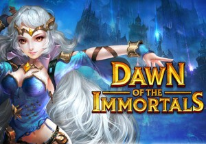 Dawn of the Immortals Game Profile Banner