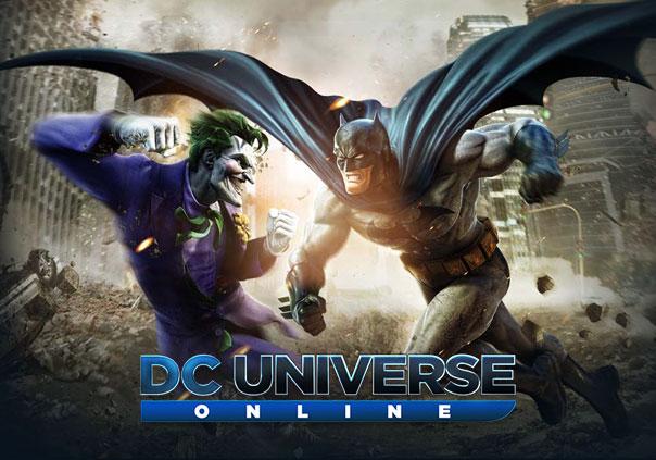 DC Universe Online Game Banner