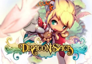 Dragon Saga Dragonica Game Banner