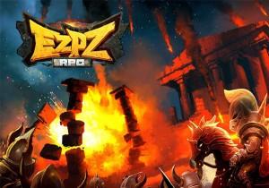 EZPZ RPG Game Banner
