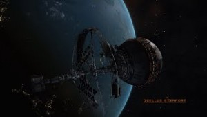 Elite: Dangerous 1.1 Update Trailer Thumbnail