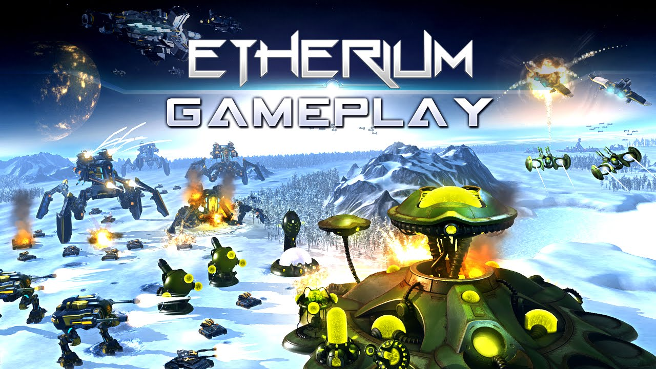 Etherium Gameplay Trailer Video Thumbnail