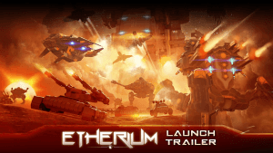 Etherium Launch Trailer Video Thumbnail