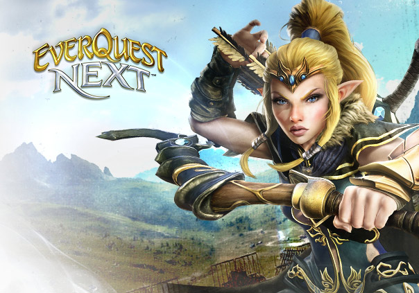 Everquest Next Game Banner