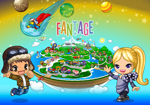 Fantage Game Profile Banner