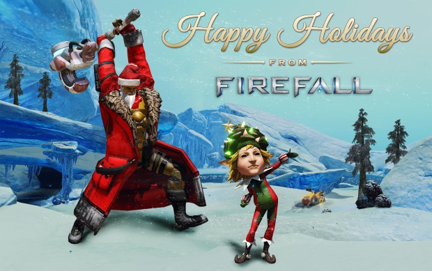 MMO Holiday Guide 2014 Firefall