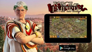 Forge of Empires Android App Video Thumbnail