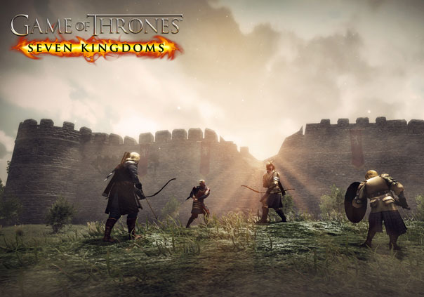 Game of Thrones Seven Kingdoms Game Profile Banner