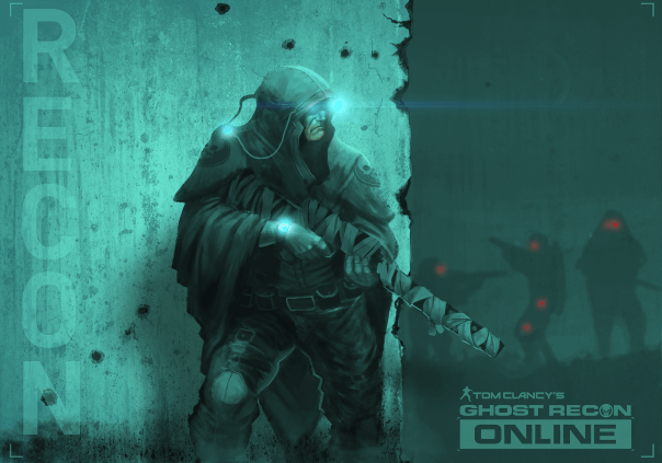 Ghost Recon Phantoms Game Banner