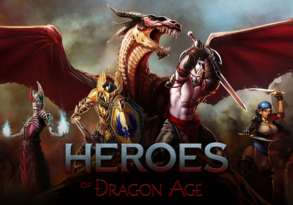 Heroes of Dragon Age Game Profile Banner