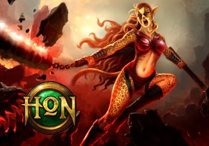Heroes of Newerth Game Profile Banner