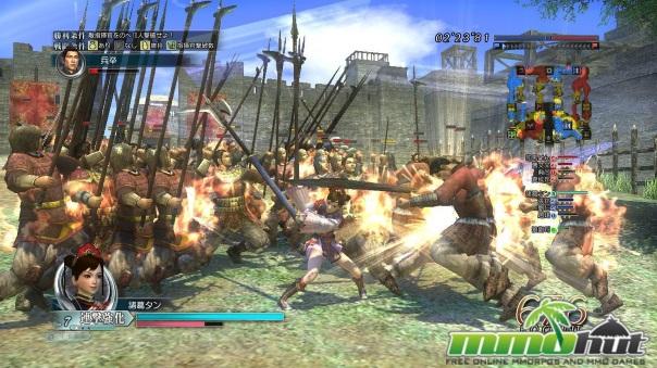 Japanese F2P MMOs Main Image